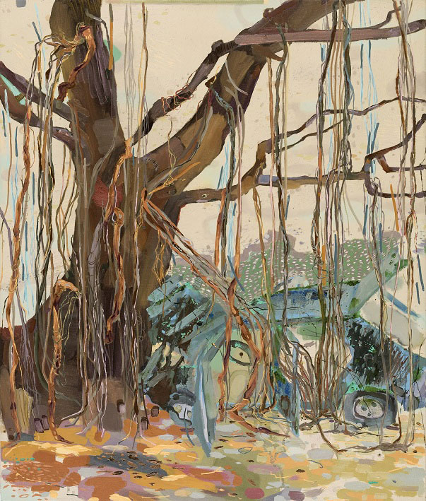Crash and Vines, 2009