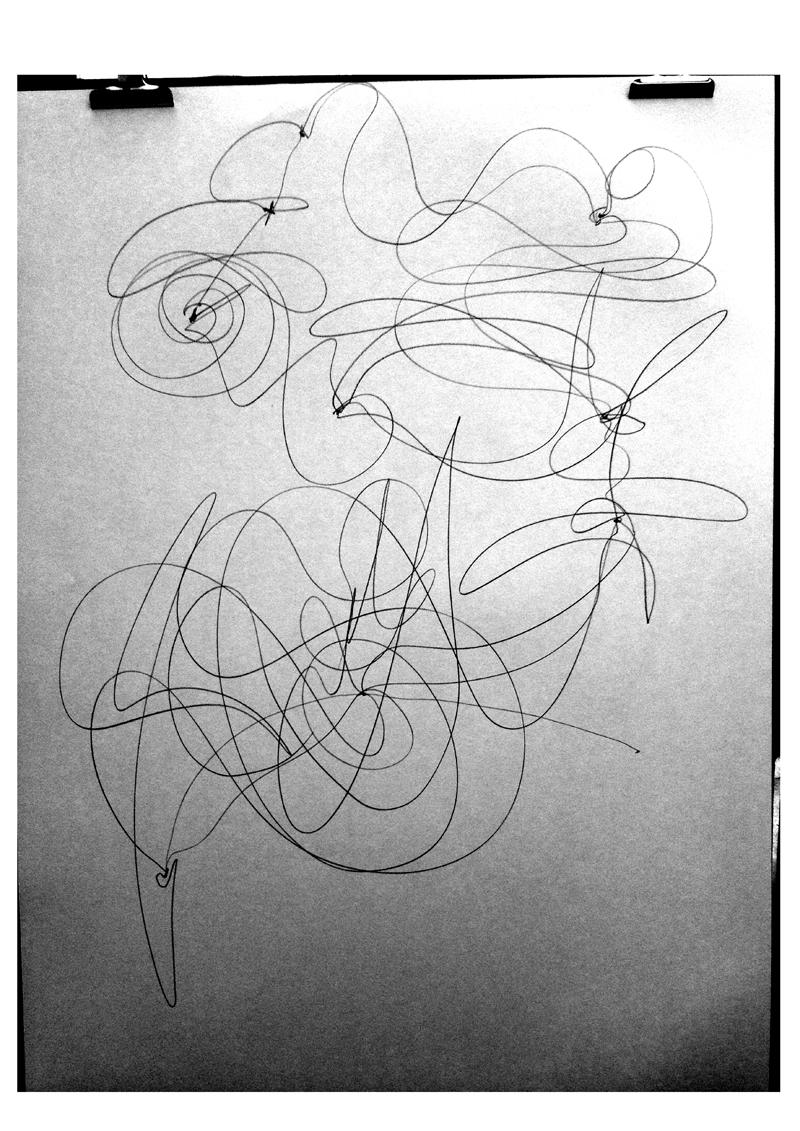 Step 1: Quick Gesture Sketch