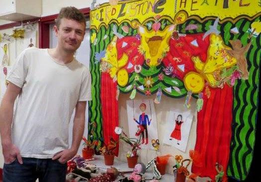 Cubitt Artist Darren Marshall