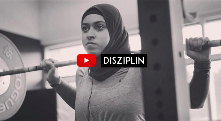 DISZIPLIN BLEIBT NIE SINGLE | VIDEO