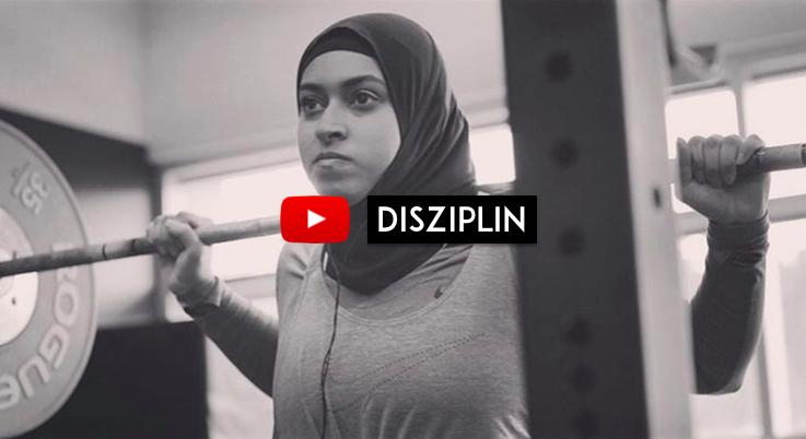 DISZIPLIN BLEIBT NIE SINGLE | VIDEO | MONTAG MIKRO SCHRITTE | EPISODE 23