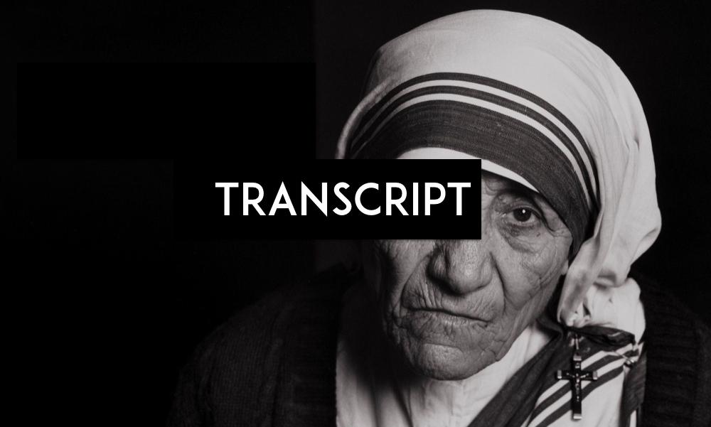Transcript | Was wirklich wichtig ist