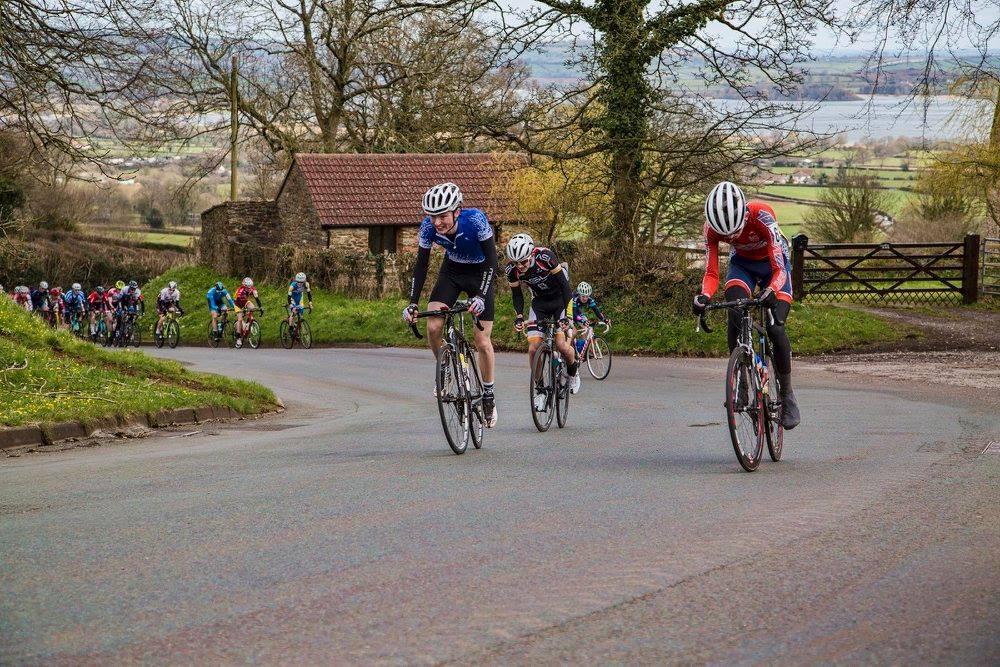 Dougal Toms Cycling Norwich School