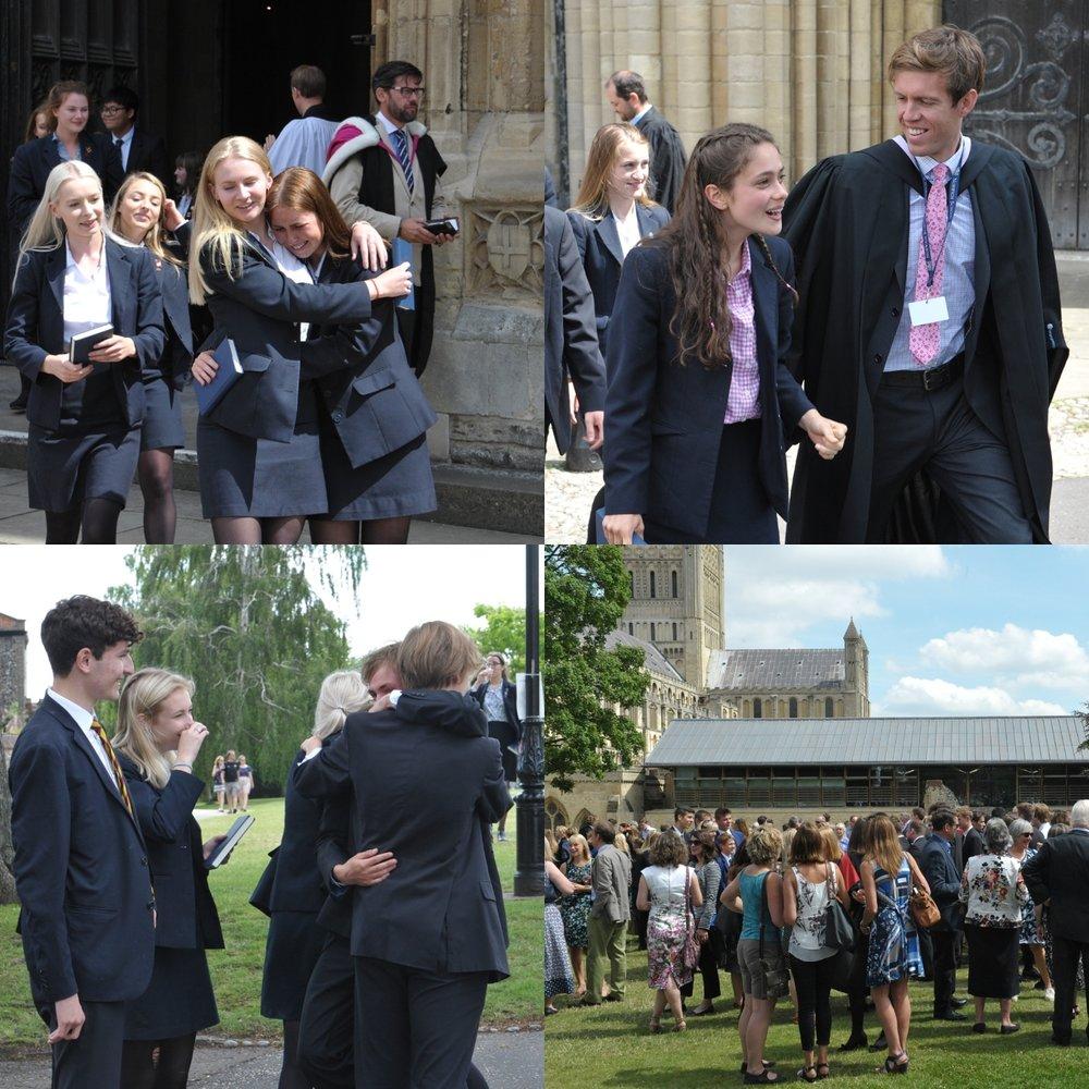 Norwich School Leavers 2017