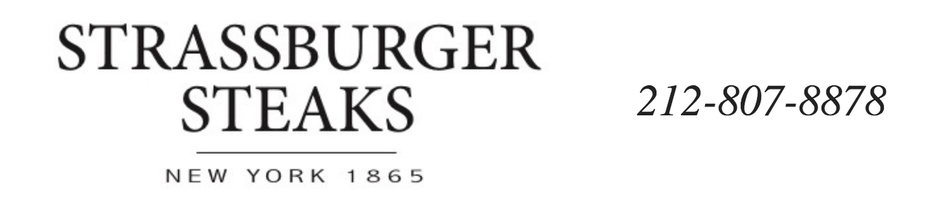 Strassburger Steaks