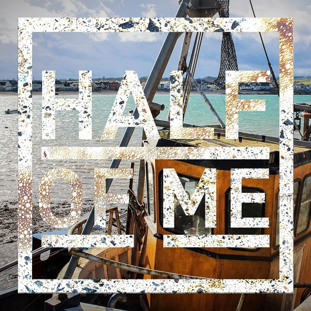 Here is the artwork for our new track Harbour. The streaming premiere will be this Friday at 1PM!