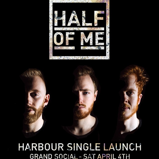 Only 2 weeks left till the Harbour Launch at The Grand Social! Early bird tickets are only€5 here: http://tinyurl.com/harbourtickets