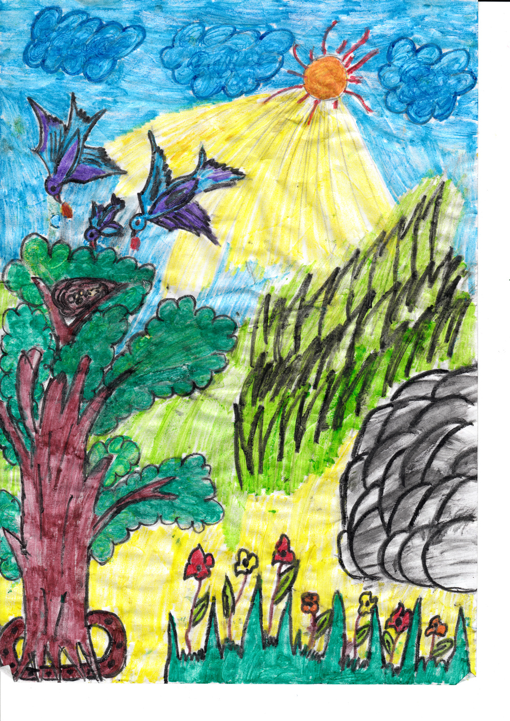 Students art work from Bolawalana Orphanage 3_0033.jpg