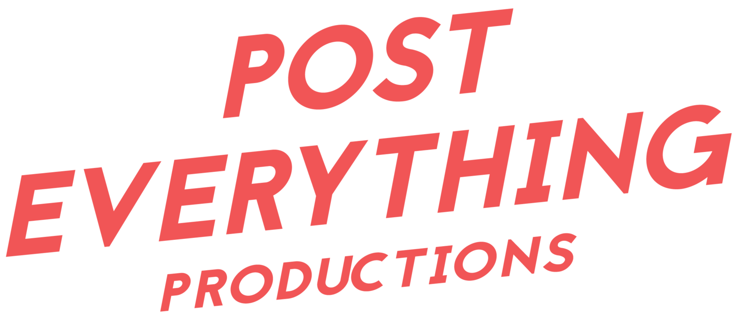 Post Everything Productions