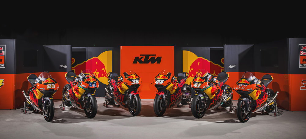Red Bull KTM MotoGP Factory Racing Bikes 2017.jpg