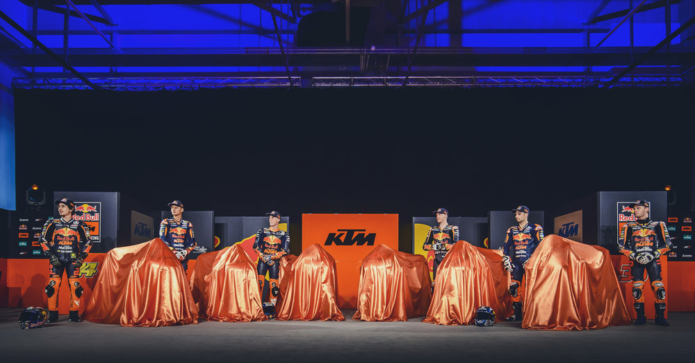 Red Bull KTM MotoGP Factory Racing Riders & Bikes 2017.jpg