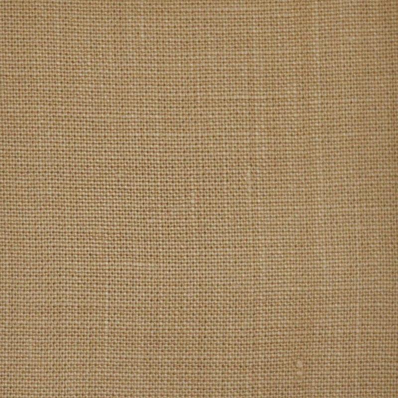 """G21-02 ARTISTS' LINEN Coffee 100% Linen 55"""" width"""