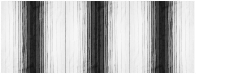 6 panels, mirrored
