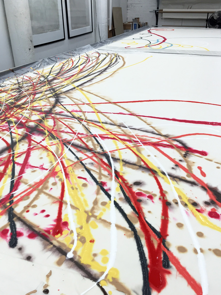 Polychrome Collection / CONFETTI STRINGS