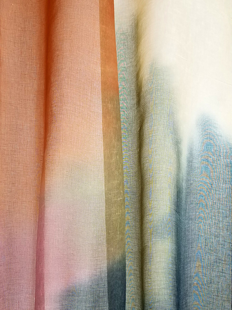 Polychrome Collection / COLOR PUFFS Sheer