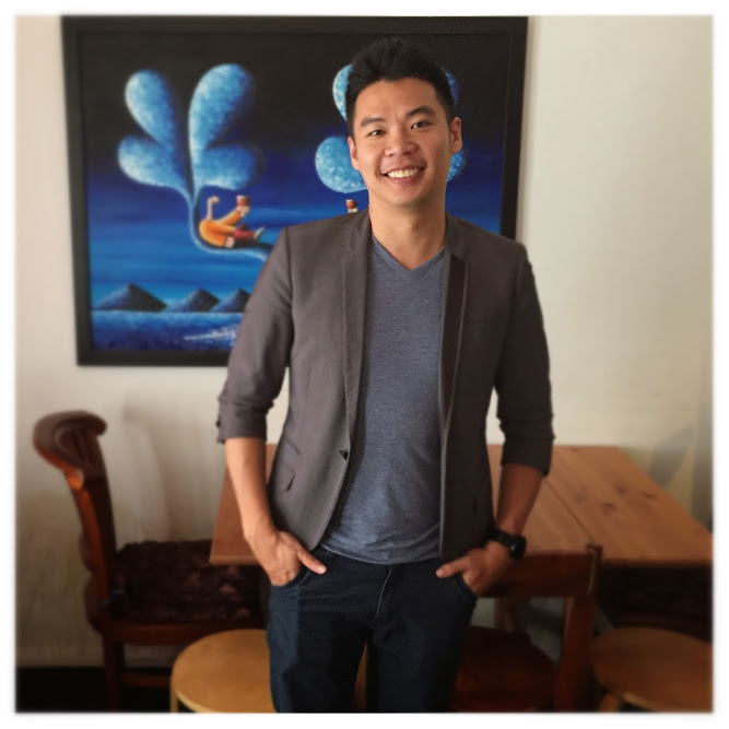 Jeffrey Tiong, founder and CEO of PatSnap