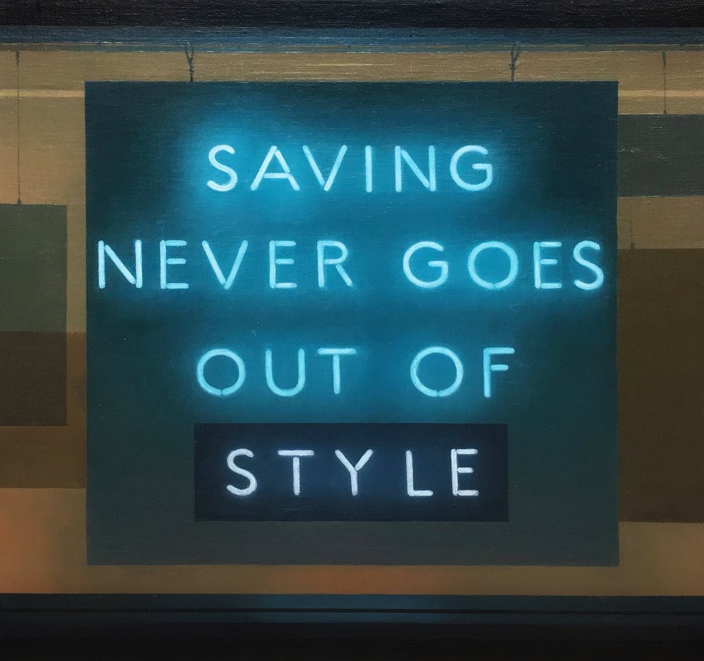Saving Never Goes Out Of Style