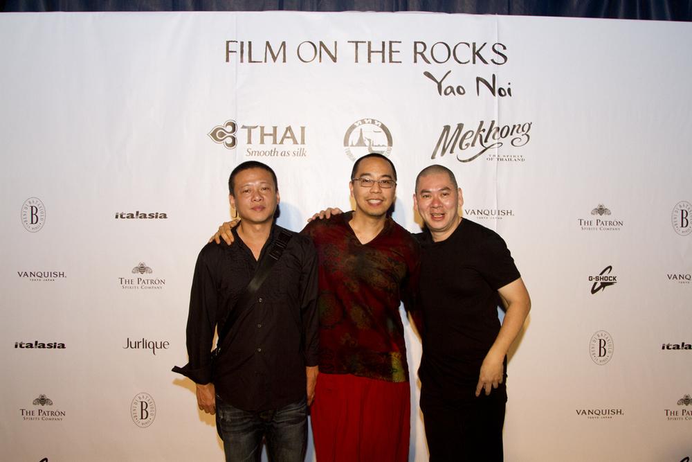 thai silk gratis amatörfilm