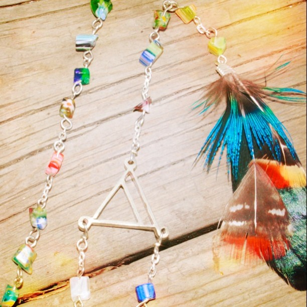 #arrow #handmade #jewelry (Taken with instagram)