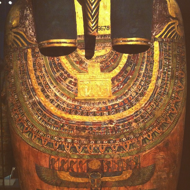 Mummy Lyfe. #BM (at British Museum)