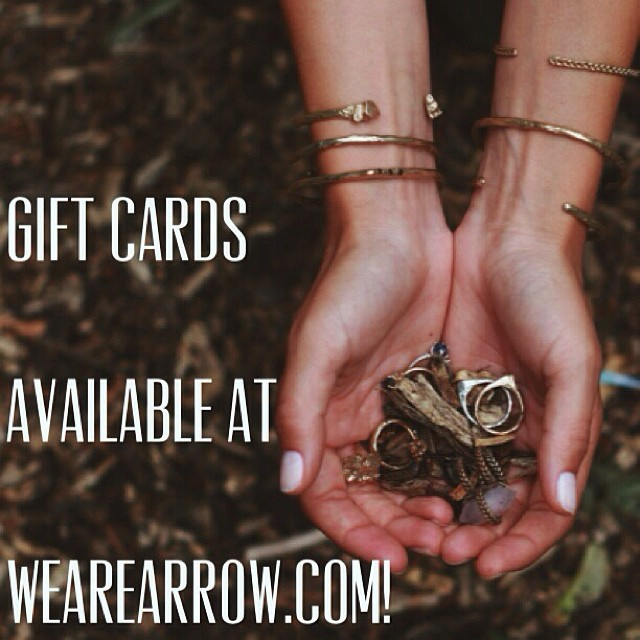 Hey all you last minute Larrys!  I got some gift cards for y'all's that you can print off at home and give to people you like! Available at  www.WeAreArrow.com . They can shop online worldwide or in store at Netil Market!  #HoHoHo #gifts (at WeAreArrow Jewellery)
