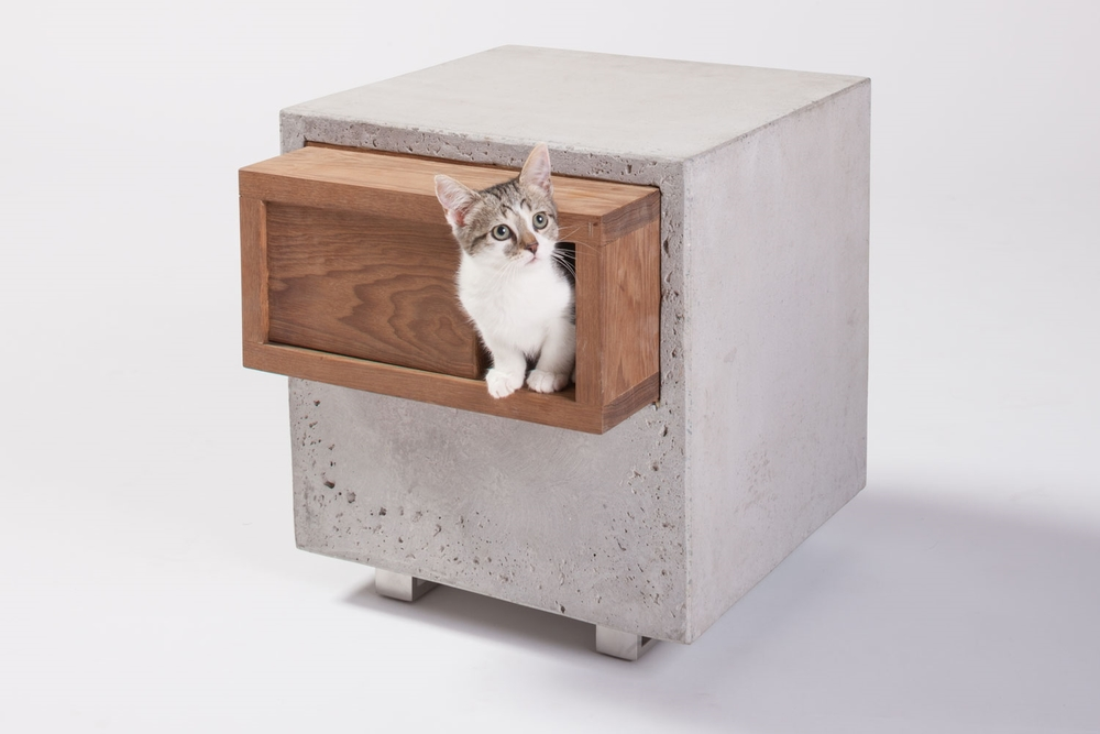 CAT CUBE by Standard
