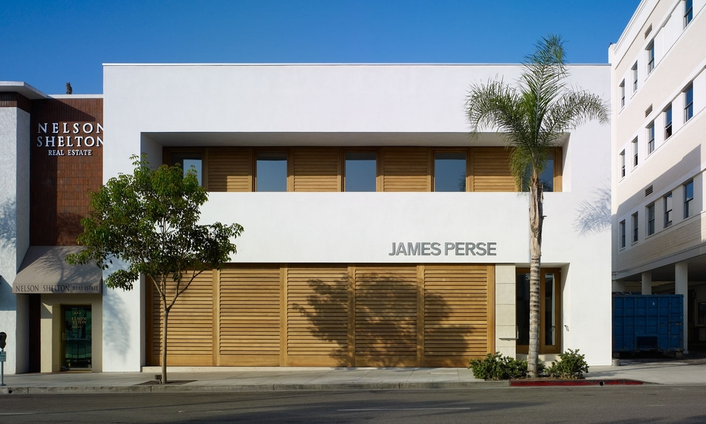 James Perse Flagship, Beverly Hills