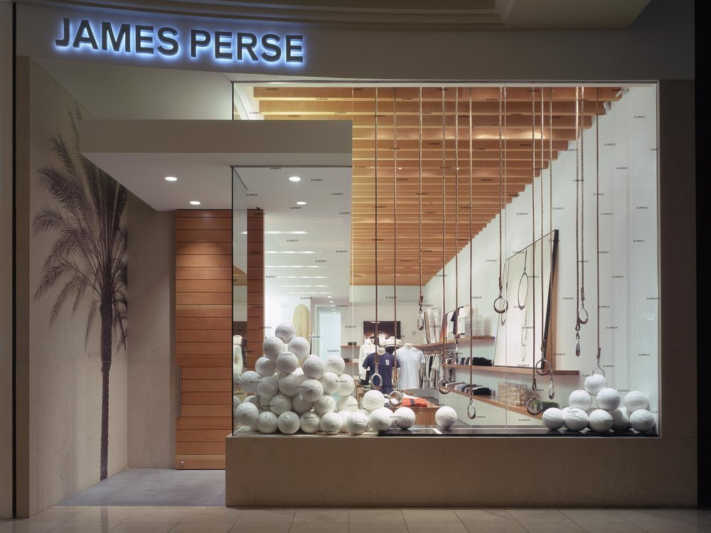 James Perse Store Las Vegas
