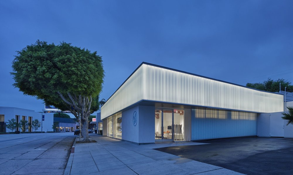 Blu Dot Showroom, West Hollywood