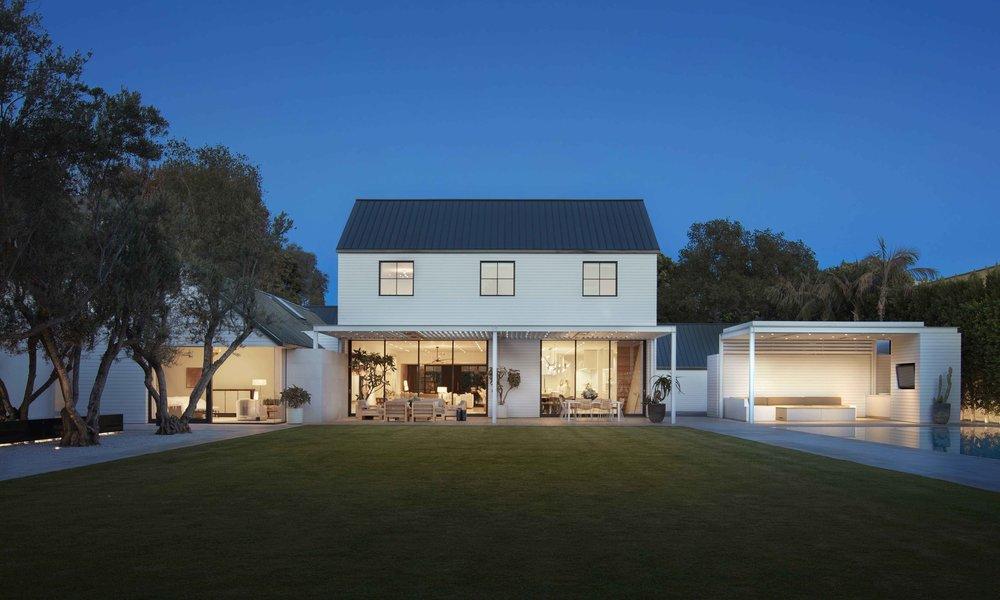 Modern Vernacular Home
