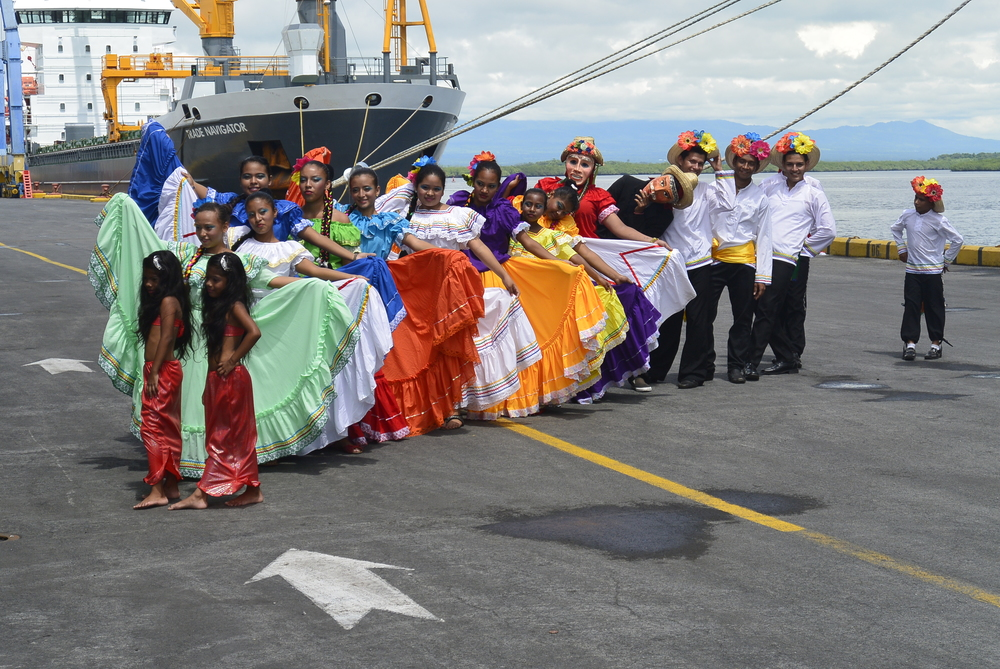 Nicaraguan Dancers