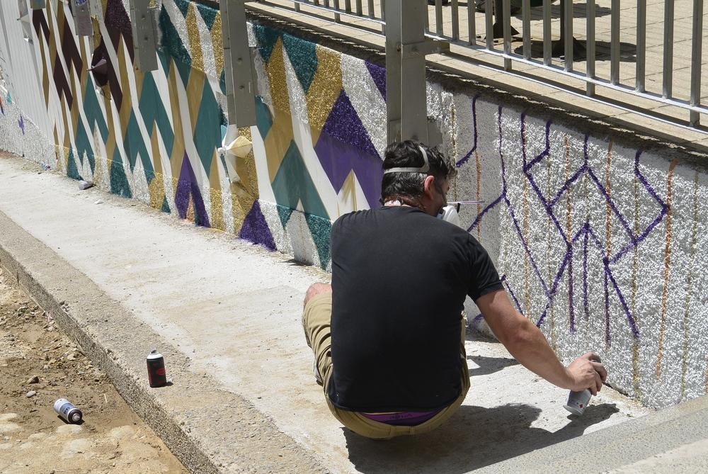 Valparaiso Chile Street Art Graffiti Artist