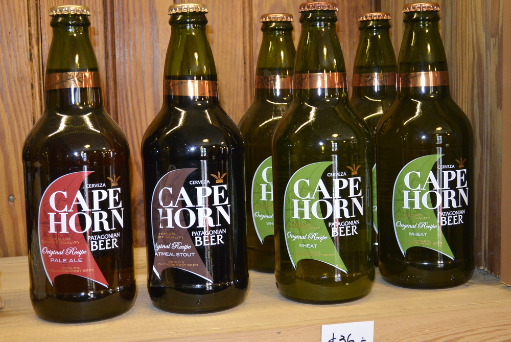 Ushuaia Argentina Cape Horn Beer