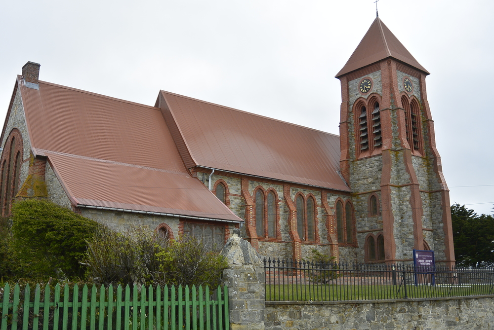 Stanley Falkland Islands Church