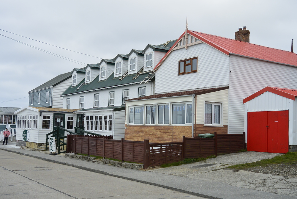 Stanley Falkland Islands Houses