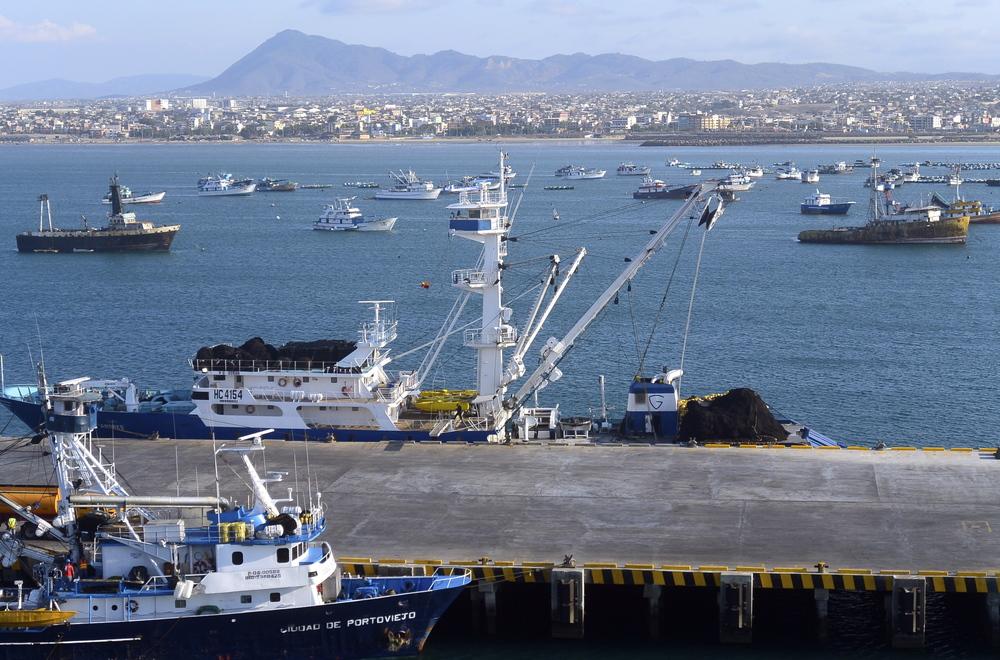 Port of Manta Ecuador