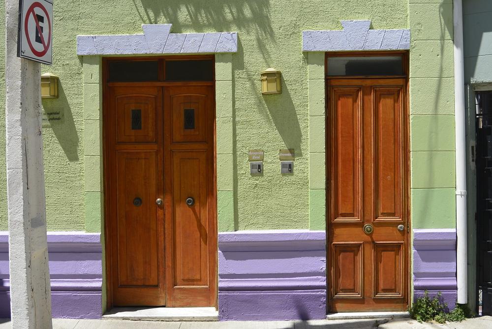Valparaiso Chile Street