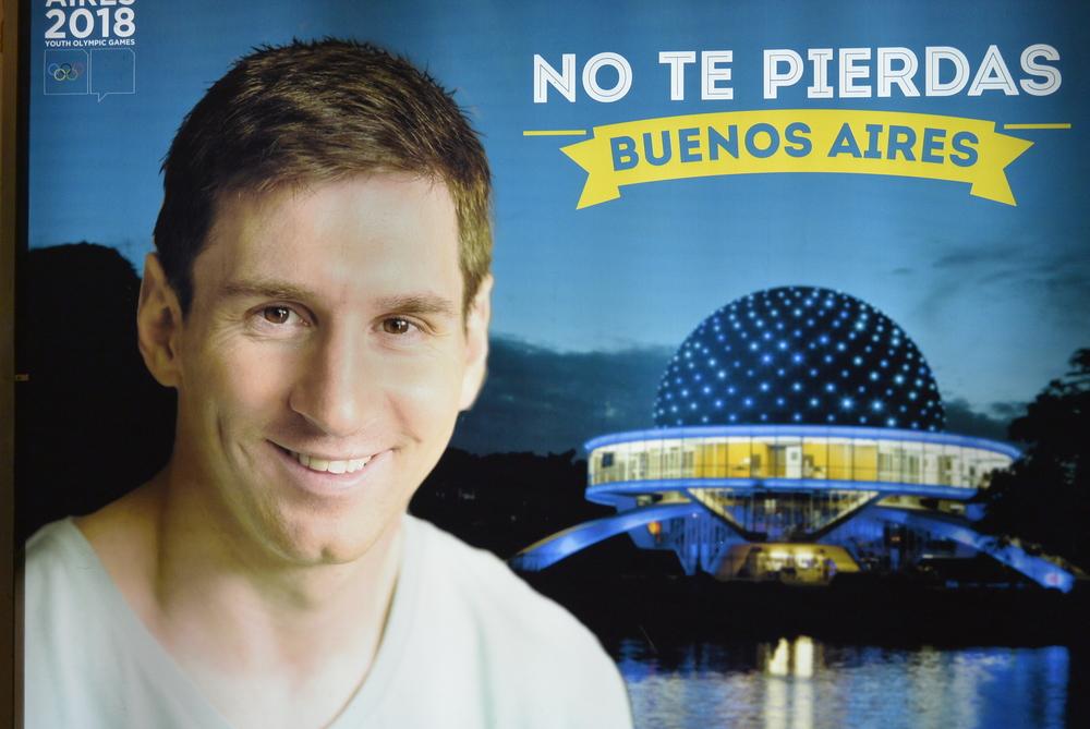 Buenos Aires Argentina soccer futbol
