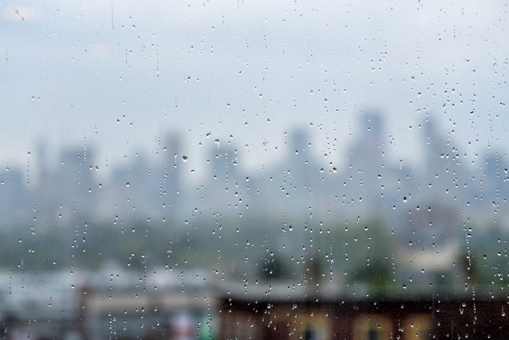 Rain Vancouver