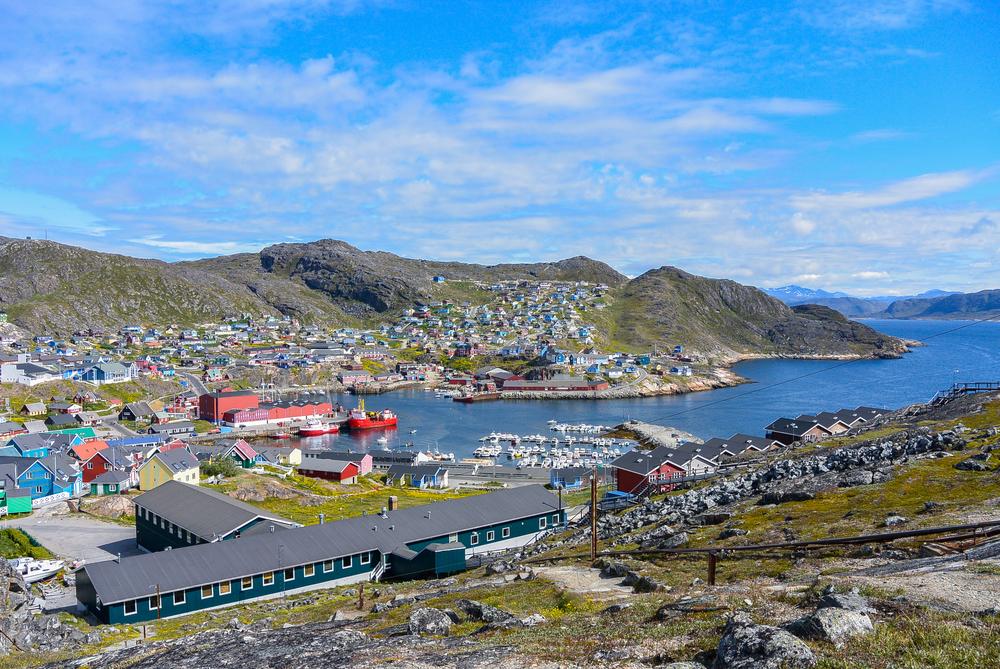 Qaqortoq Greenland
