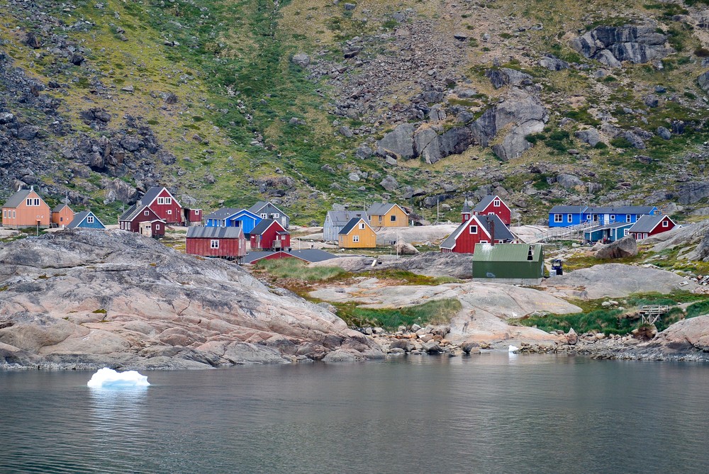 Aappilattoq Prince Christian Sound