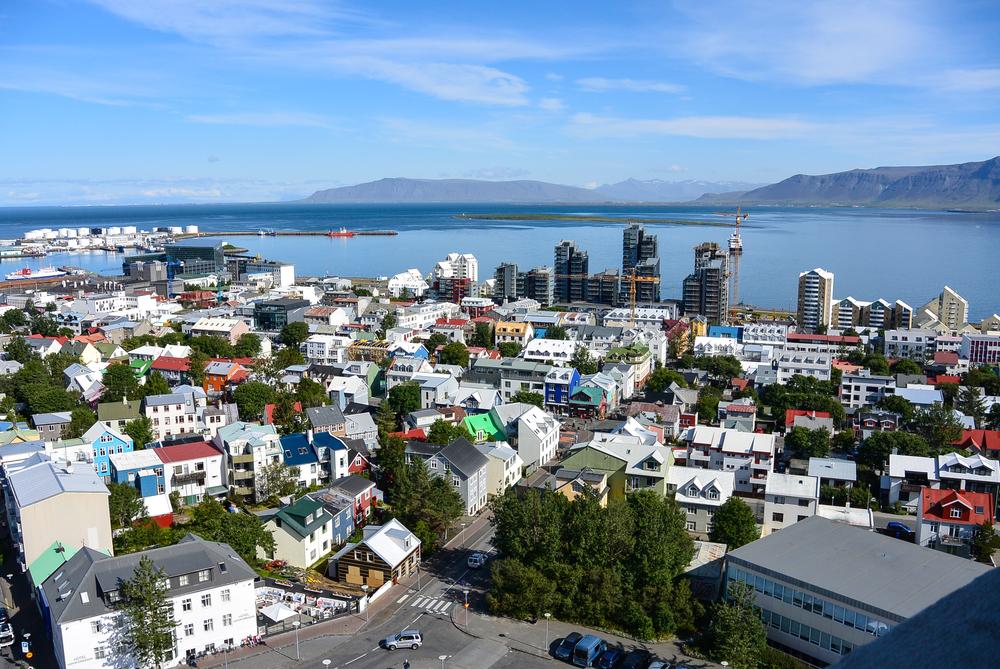 [Image: Reykjavik]