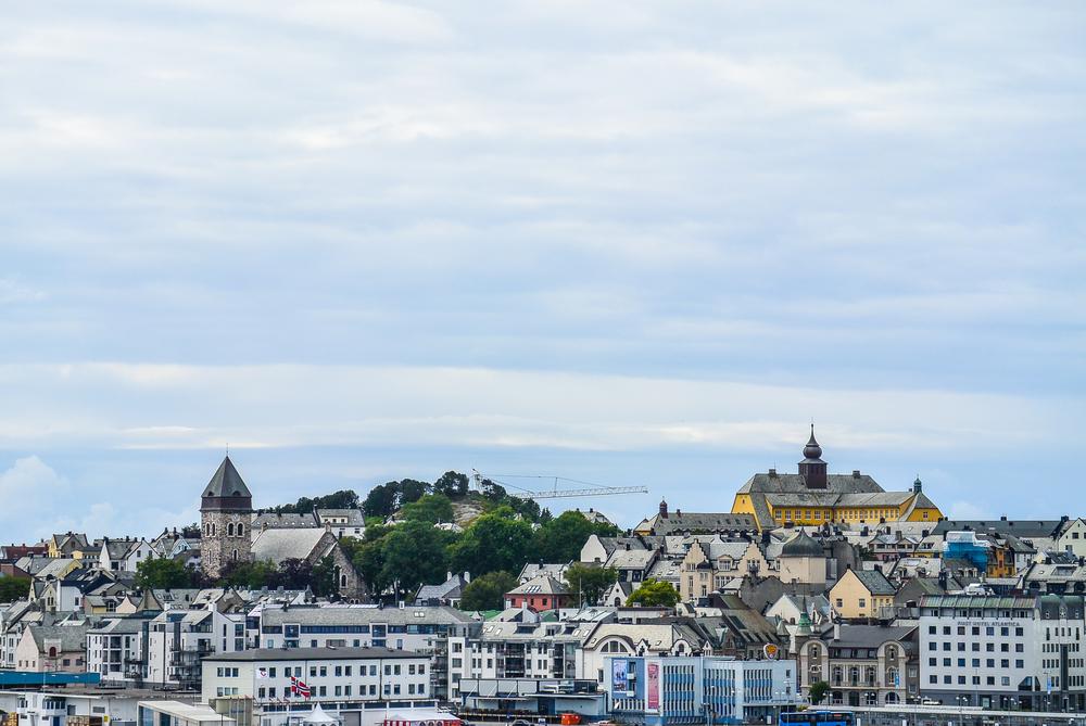 Ålesund Skyline