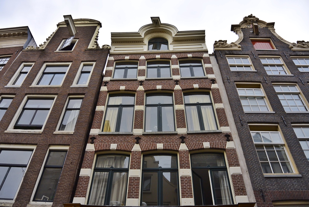 Crooked Houses Amsterdam