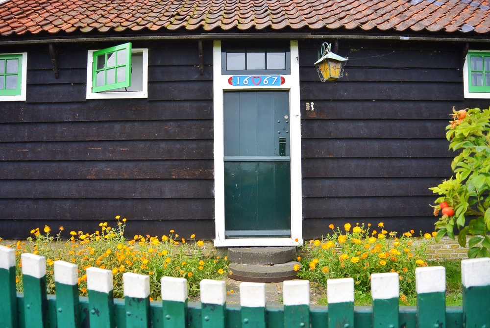 Dutch House in Zaanse Schans
