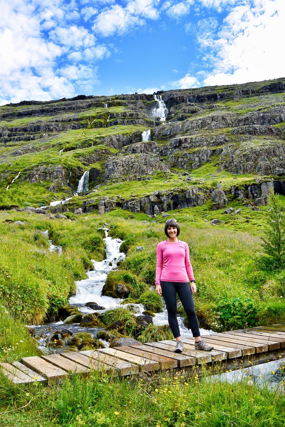 Hiking in Seyðisfjörður