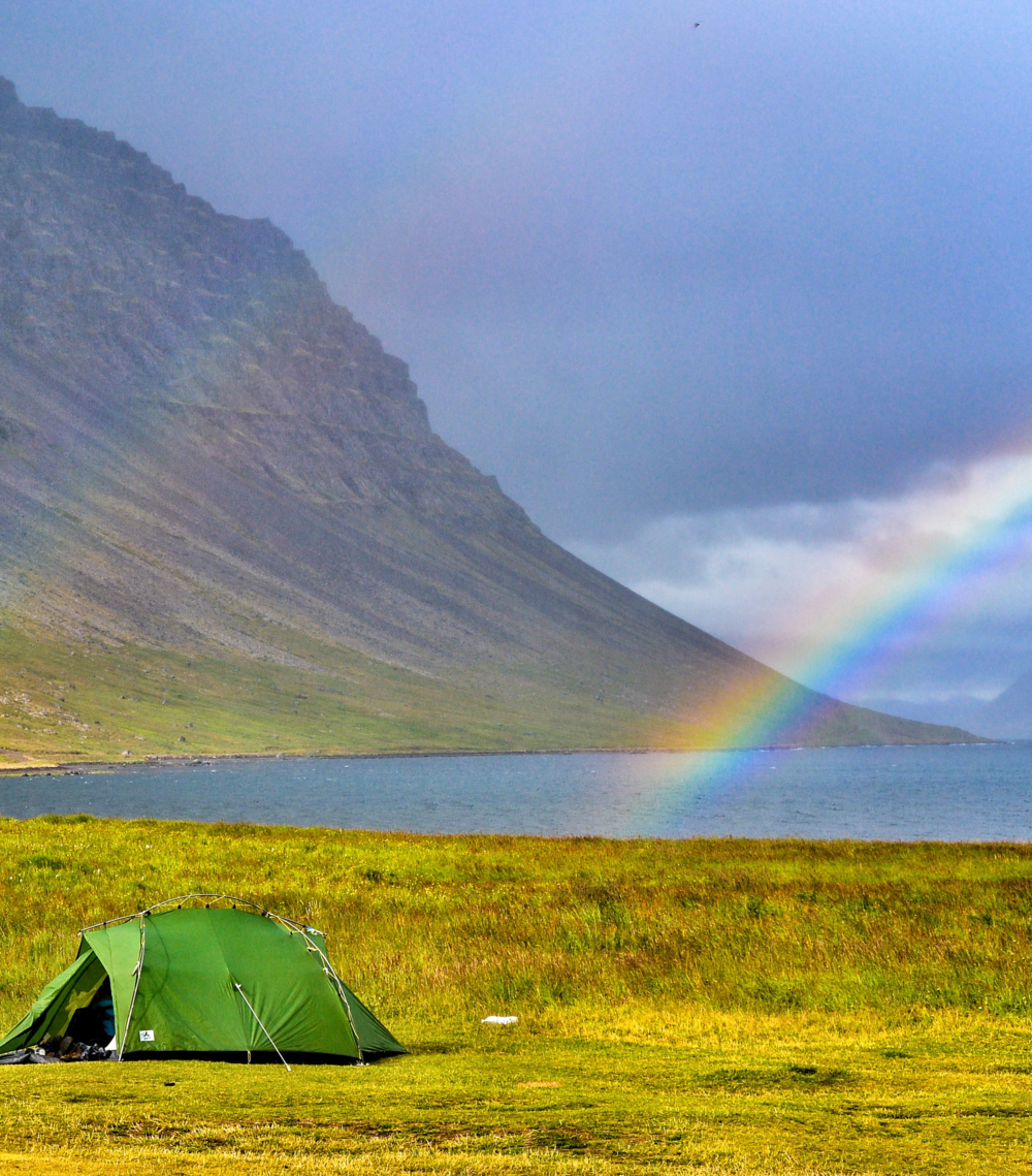 Camping Rainbow