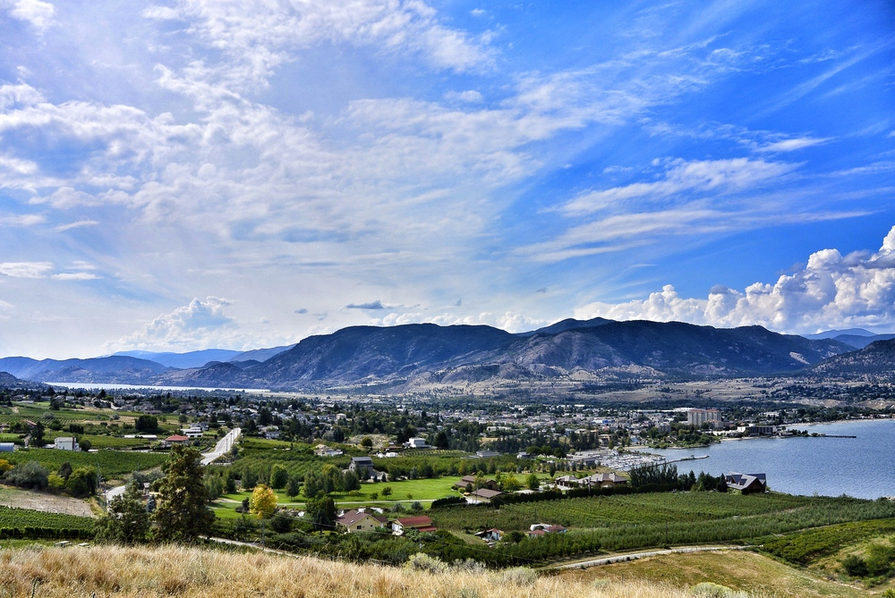 Penticton, Okanagan Valley