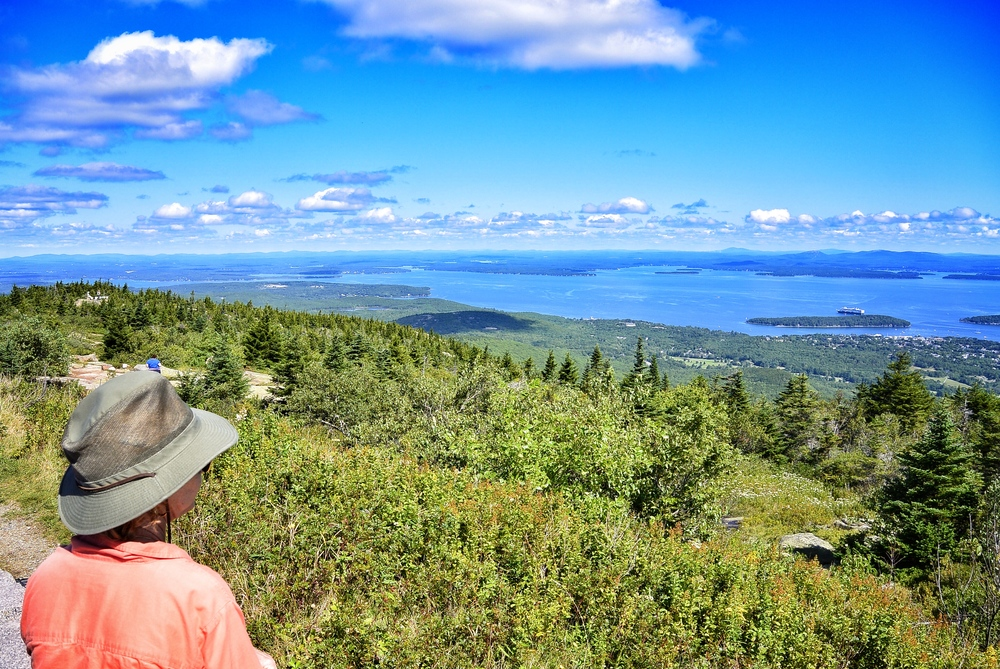 Cadillac Mountain Views