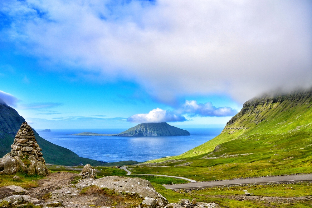 Faroe Islands viewpoint